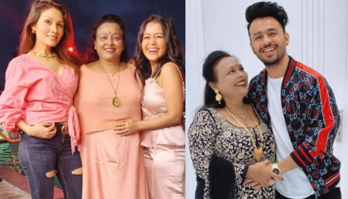 Neha Kakkar, Tony Kakkar And Sonu Kakkar Wish Their Mother On Her Birthday With All-Smiling Pictures