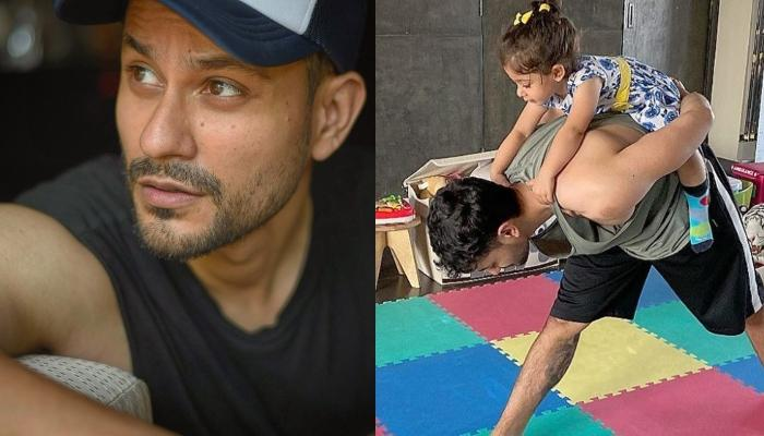 Kunal Kemmu Reveals That His Little Girl, Inaaya Naumi Kemmu Loves Dancing With Him
