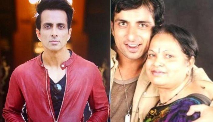 Sonu Sood Is Missing His Guiding Angel, Late Mother, Pens A 'Wish I Could Give You A Tight Hug' Note