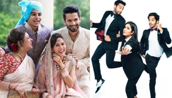 Mira Kapoor And Neliima Azeem Express Excitement For Ishaan Khatter's Upcoming Movie, 'Phone Bhoot'