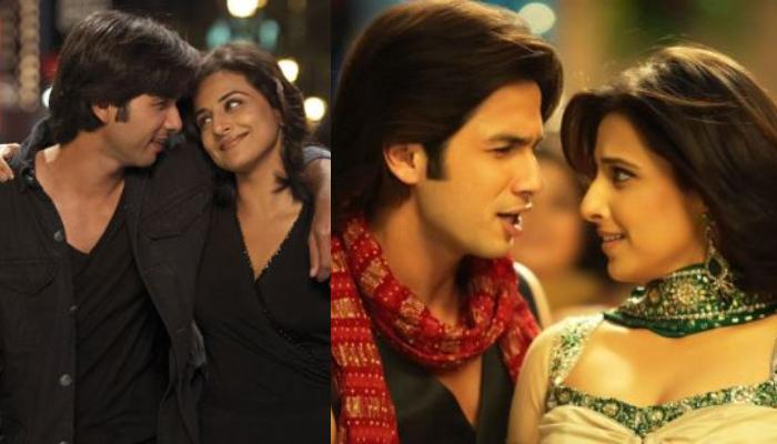 When Vidya Balan Talked About Her Relationship Rumours With Shahid Kapoor, Said, 'Fed Up With Him'