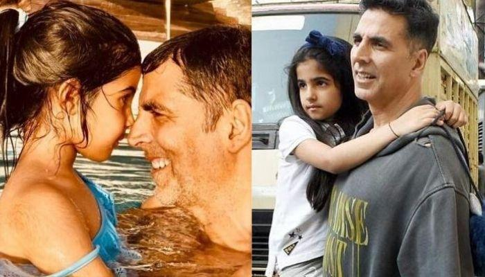 Akshay Kumar's Daughter, Nitara Directs Daddy To Give Different Expressions In This Cute Video