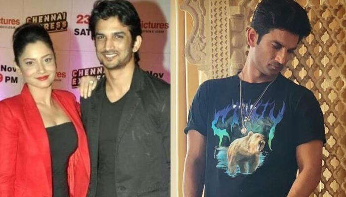 Ankita Lokhande Lights A 'Diya' For Sushant Singh Rajput, Pens A Note For Him