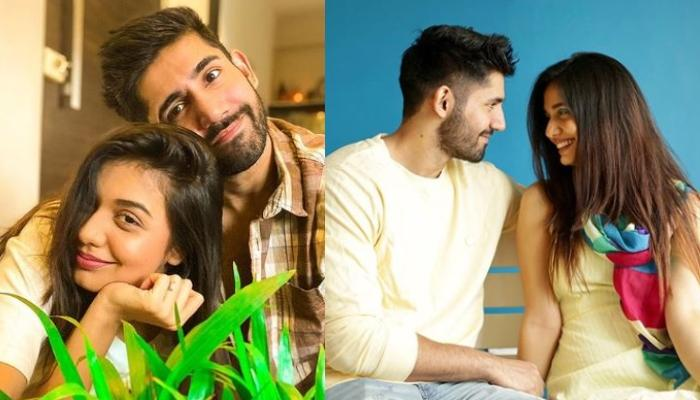 Divya Agarwal And Varun Sood's Hand Heart Is All About Finding Your Better Half, Share Mushy Picture