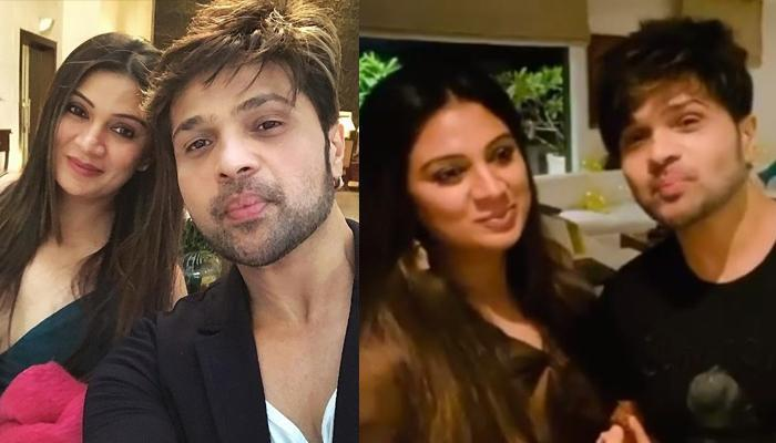 On Himesh Reshammiya's 47th Birthday, His Wife, Sonia Kapoor Cuts His Birthday Cake For This Reason