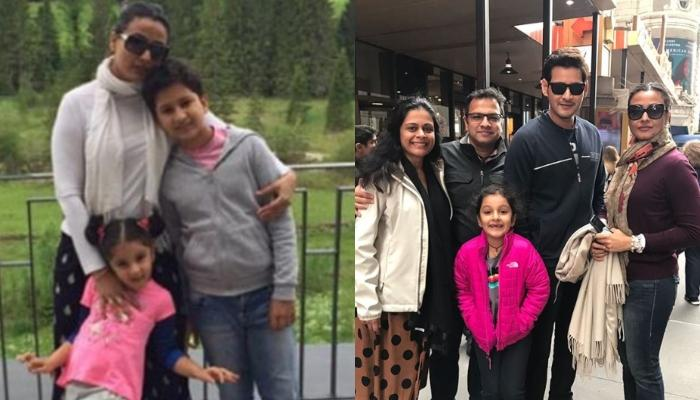Namrata Shirodkar Reveals The Place Which She Misses The Most, Shares A Throwback Video Of Sitara