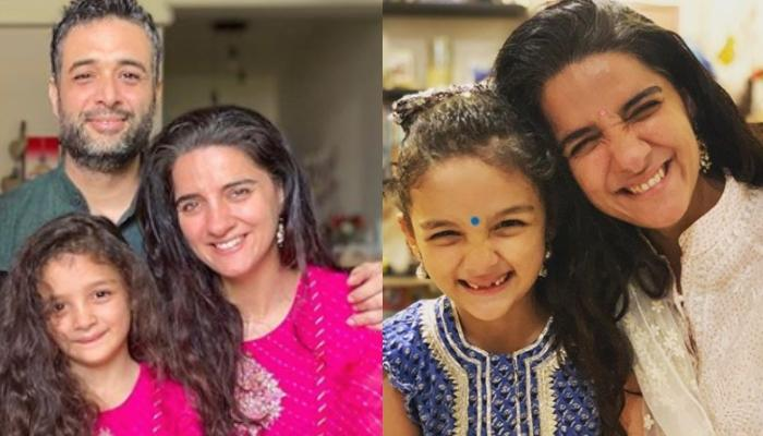 Shruti Seth Wishes Daughter, Alina On Her 6th Birthday, Reveals How Lucky She Feels To Be Her Mother