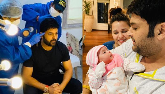 Kapil Sharma Reveals How It Feels Not Being Able To Hug His Daughter, Anayra After Coming From Shoot