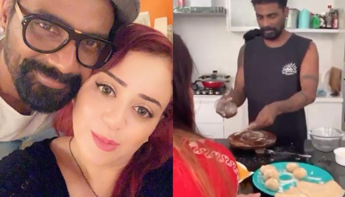 Remo D'souza Fulfils Wife Lizelle's 'Cheat Day' Wish To Have Sweet Parantha But With A Twist [VIDEO]