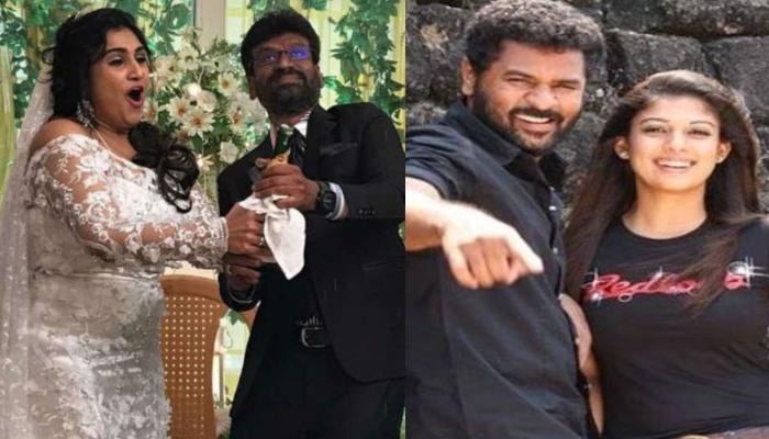 Vanitha Vijayakumar Drags Nayanthara's Relationship With Prabhudheva, Deletes Twitter Amid Backlash