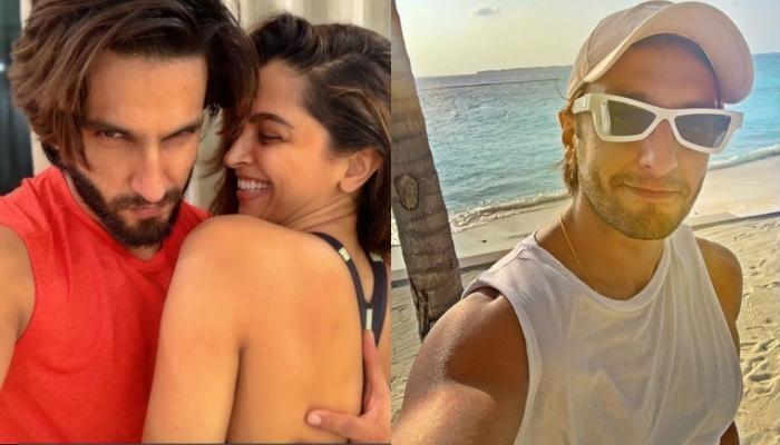 Deepika Padukone Demands An Explanation From Hubby Ranveer Singh As He Posts 'I Love My Sofa' Selfie