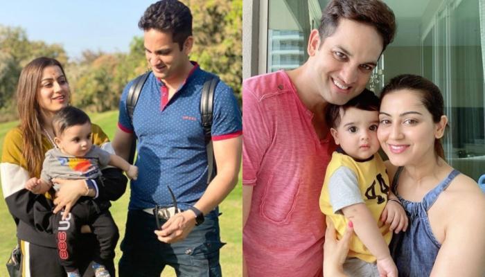Vikaas Kalantri And Priyanka Kalantri Wish Their Son, Vihaan Kalantri On His First Birthday [VIDEOS]