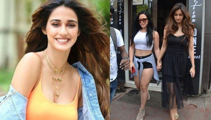 Disha Patani Is Stunned With Could Be Future-'Nanad', Krishna Shroff's Hot Pictures, Reaction Inside