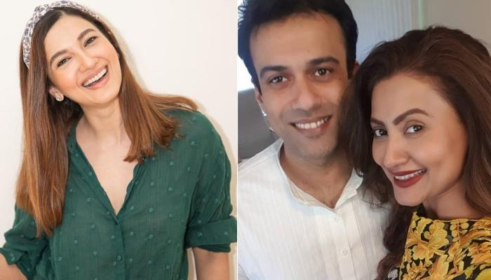 Gauahar Khan Shares An Adorable Anniversary Wish For Her Sister, Nigaar Z Khan And Her 'Jiju'