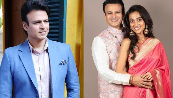 Vivek Oberoi Shares A Throwback Picture With His Family From 2015, Pens A Cute Note