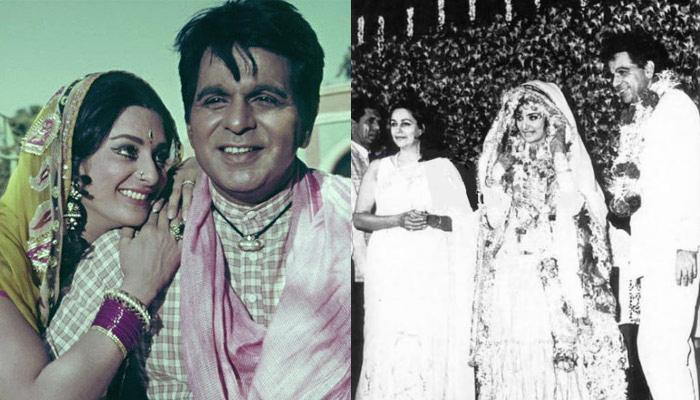 Dilip Kumar's Rare Picture With Mother-In-Law, Naseem Banu And Wife, Saira Banu Is About Family Love