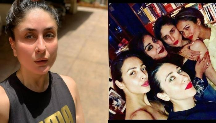 Kareena, Karisma, Malaika And Amrita's Pre-Lockdown Picture Will Make You Miss The Good Old Days