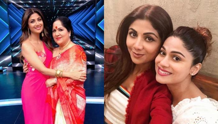 Shilpa Shetty Shares An Appreciation Post For Her 'OG Constants', Sunanda Shetty And Shamita Shetty