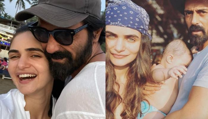 Arjun Rampal Refuses To Change His Son, Arik's Nappies, Otherwise Is A Fab Dad, Says GF, Gabriella