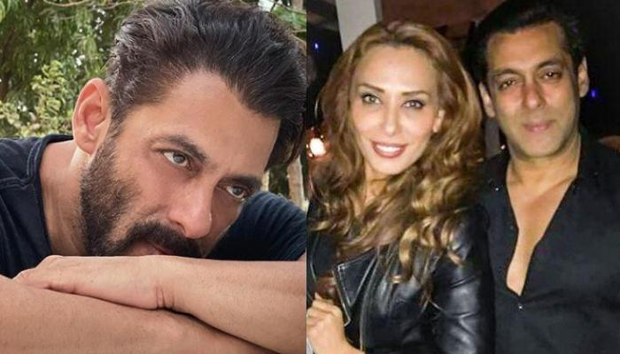 When Salman Khan Talked About His Wedding Rumours With Rumoured GF, Lulia Vantur For The First Time
