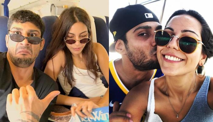 Prateik Babbar And Wife, Sanya Sagar Are Back Together Under One Roof After Four Months? Find Out