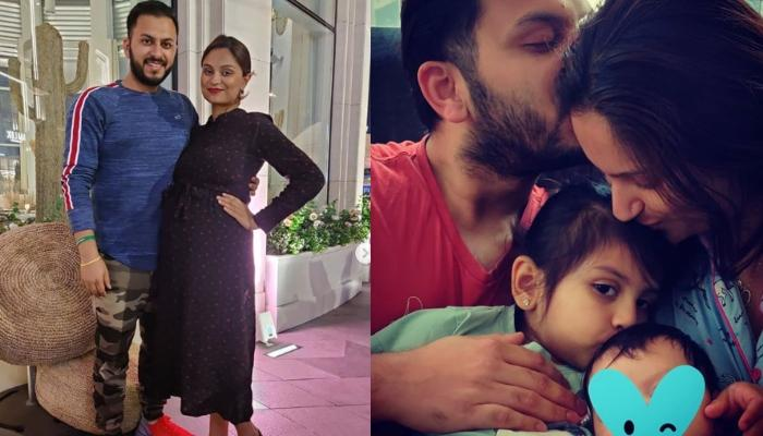 Dimpy Ganguly Shares The First Full Picture Of Her Little Munchkin, Aryaan Roy On Her 32nd Birthday
