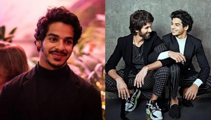 Ishaan Khatter's Reply On Being Recognised As 'Shahid Kapoor's Brother' Will Melt Your Heart