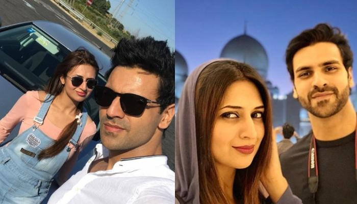 Divyanka Tripathi Shares A Monochrome Picture Of Herself, Gives Picture Credit To Hubby Vivek Dahiya