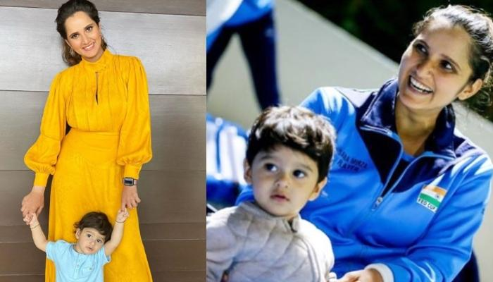 Sania Mirza's Son, Izhaan Mirza Malik Looks Exactly Like His 'Amma', The Doting Mom Shares A Glimpse