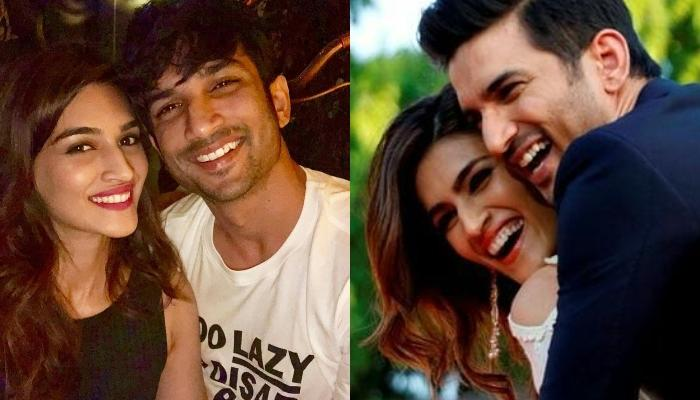 Kriti Sanon Pens An Emotional Note After Watching Sushant Singh Rajput's 'Dil Bechara'