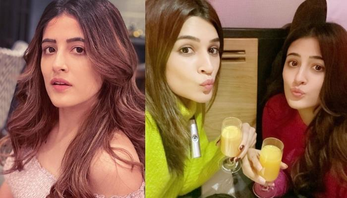 Nupur Sanon's Heartmelting Birthday Wish For Sister, Kriti Sanon Is Every Doting Sister Ever