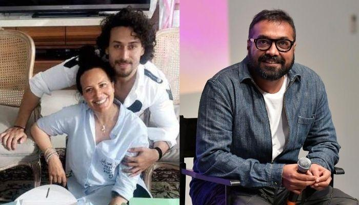 Tiger Shroff's Mom, Ayesha Warns Anurag Kashyap To Not Mess With Her Son, He Ends Up Saying Sorry