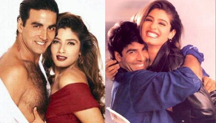 When Akshay Kumar Had Confessed His Engagement To Raveena Tandon And Had Reacted To Marriage Reports