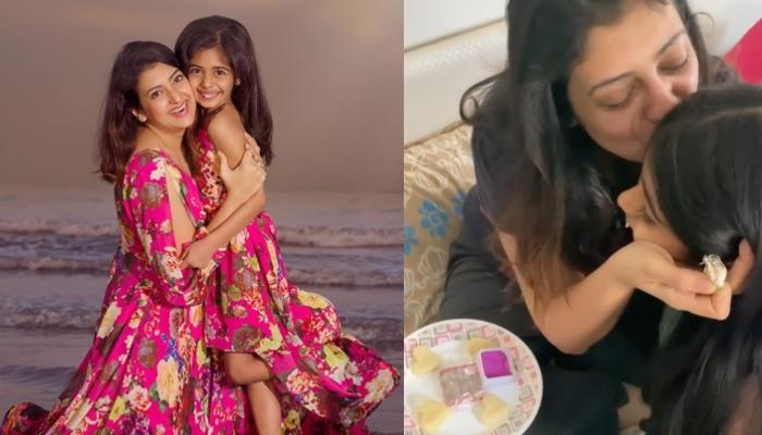 Juhi Parmar Shares A Glimpse Of The Lovely Surprise She Received From Samairra On Parent's Day