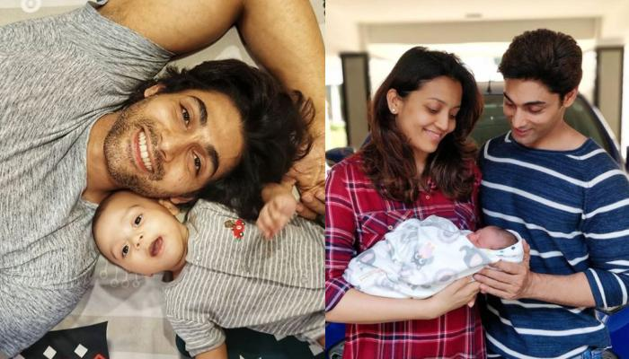 Ruslaan Mumtaz's Baby Boy, Rayaan Mumtaz Turns 4-Month-Old, Actor Shares An Emotional Note For Him