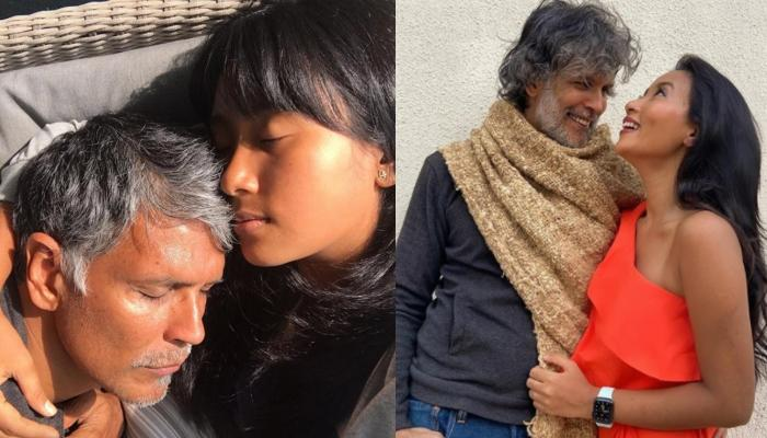 Ankita Konwar Recalls Sealing Her 'Forever Love' For Then-BF, Milind Soman With A Kiss On A Vacation