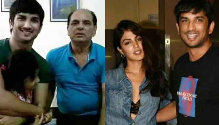 Sushant Singh Rajput's Father Files Case Against His Rumoured Girlfriend, Rhea Chakraborty