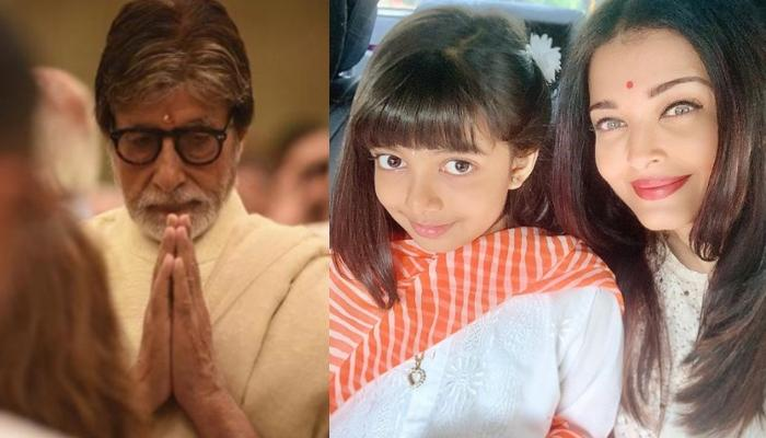 Amitabh Bachchan Pens An Emotional Note As Aishwarya And Aaradhya Get Discharge From Hospital