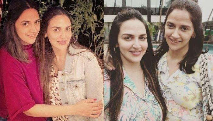 Esha Deol Went Down The Memory Lane To Celebrate Baby Sister, Ahana Deol's 35th Birthday
