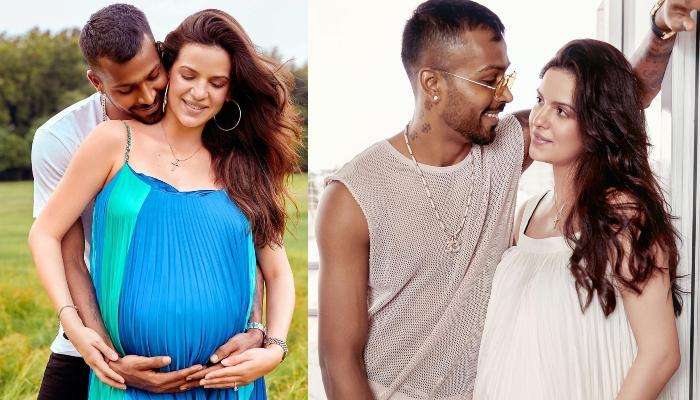 Hardik Pandya Shares A Mushy Picture With His Pregnant Wife, Natasa Stankovic From Their Car Ride