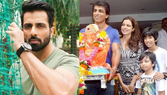 Happy 47th Birthday Sonu Sood: When Actor Called Himself 'A Hands-On Daddy' And Proved It Perfectly