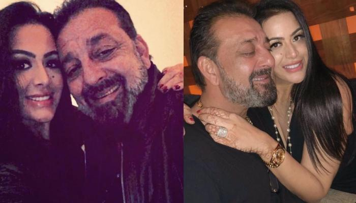 Sanjay Dutt's Daughter Trishala Dutt Wishes Her 'Papa Dukes' On 61st Birthday With Throwback Picture
