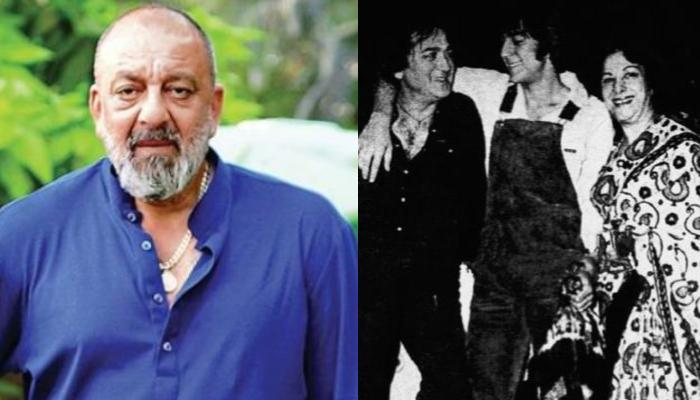Happy Birthday Sanjay Dutt: Unseen Photo From His Birthday With Parents Sunil Dutt And Nargis Dutt