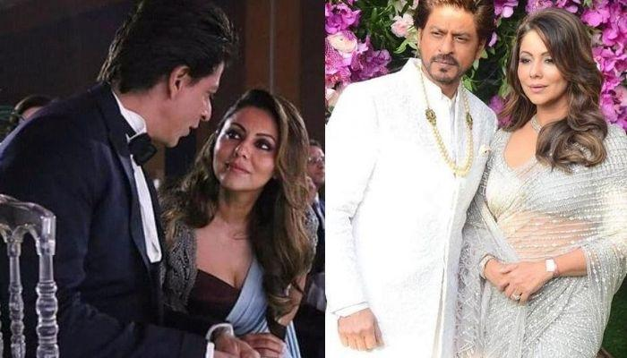 Shah Rukh Khan's Reply When Asked If Wife, Gauri Walks In On Him Shooting Romantic Scenes Is Witty