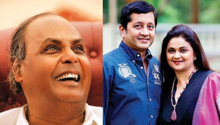 Dhirubhai Ambani's Rare Photo With Daughter, Deepti Salgaonkar Is An Epitome Of Father-Daughter Love