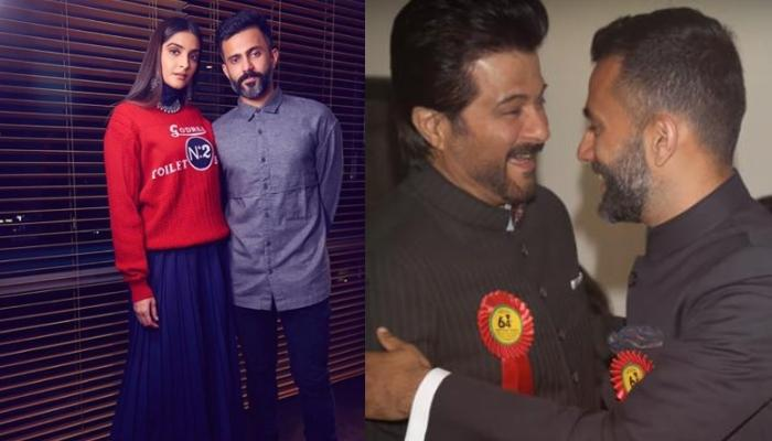 Anand Ahuja Receives This Birthday Gift From Wife, Sonam Kapoor And Lovely Wish From FIL Anil Kapoor
