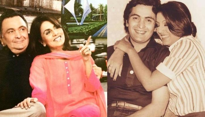 Rishi Kapoor And Neetu Kapoor's Love-Filled Throwback Photos Speak Volumes About Their Companionship