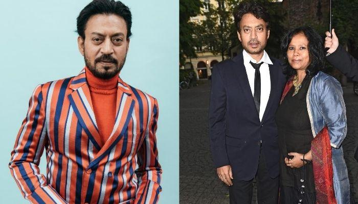 Irrfan Khan's Wife, Sutapa Sikdar Pens A 'Miss You' Note On Late Hubby's 4 Month Death Anniversary
