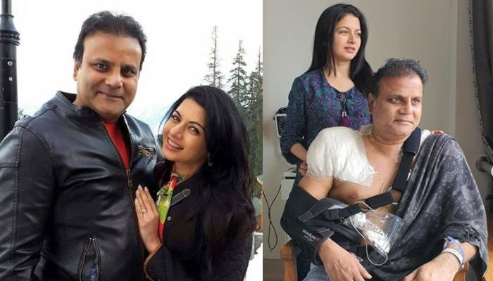 Bhagyashree Reveals What She And Hubby, Himalaya Dasani Will Be Doing After His Healing From Surgery