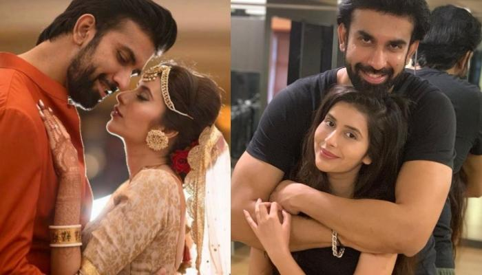 Rajeev Sen Shares Unseen Pictures With Wife Charu Asopa From Their Sangeet Amidst Separation Rumours